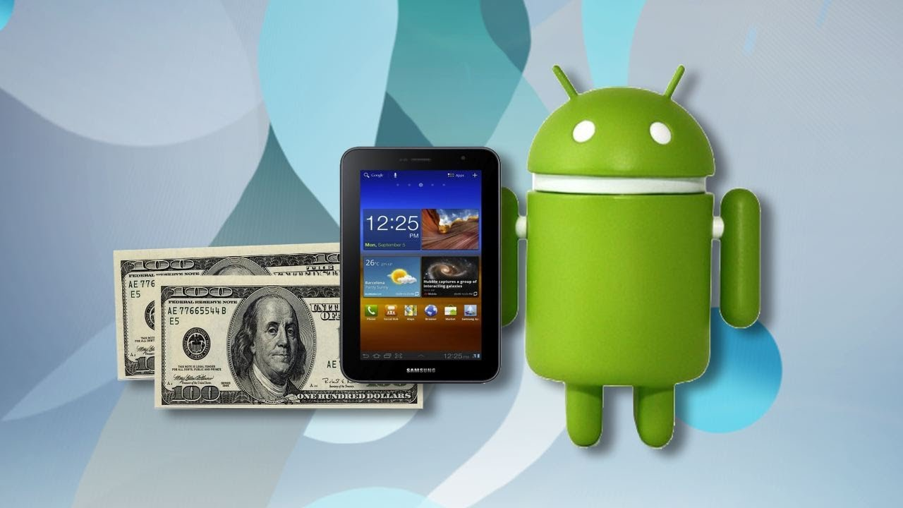 CNET Top 5 : Best budget 7″ Android Tablets